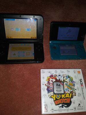 Nintendo 3dsxl and 3ds make offer for Sale in Browns Mills, NJ