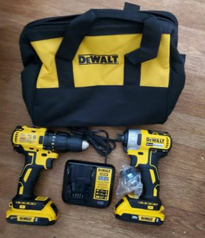 Kit dewalt new for Sale in Charlotte, NC