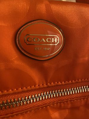 Coach nylon Weekender Tote bag for Sale in Rodeo, CA