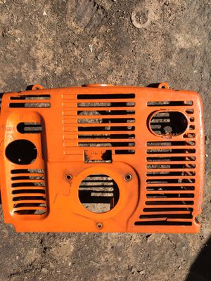 Stihl backpack 420 leaf blower cover for Sale in Irving, TX