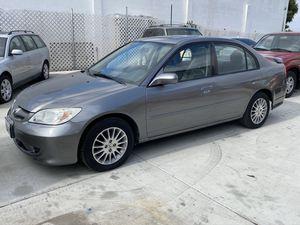 2005 Honda Civic Ex Special Edition for Sale in Chula Vista, CA
