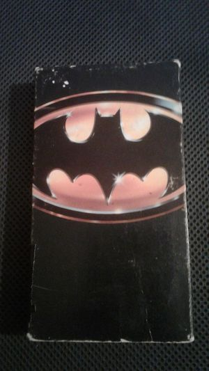 Batman VHS Used, 1989 for Sale in Los Angeles, CA