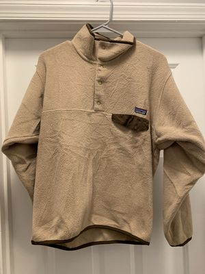 Men's Patagonia pullover for Sale in Alexandria, VA