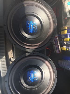Speakers and more!! for Sale in Stuart, FL