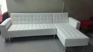 Brand New Red Sectional Futon Sofa for Sale in Austin, TX