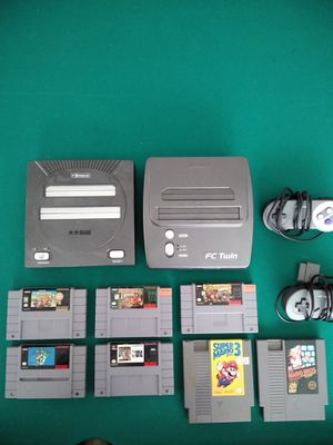Super Nintendo in Nintendo consoles with games for Sale in Rochester, NY