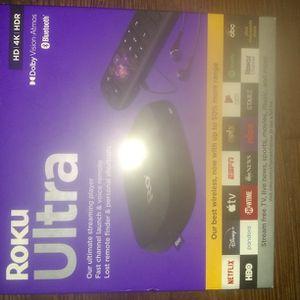 Roku Ultra for Sale in Lorain, OH