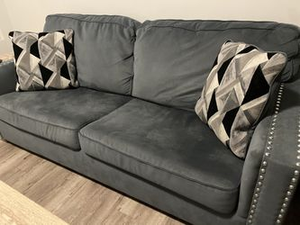 Sofa and loveseat with tables for Sale in Orem,  UT