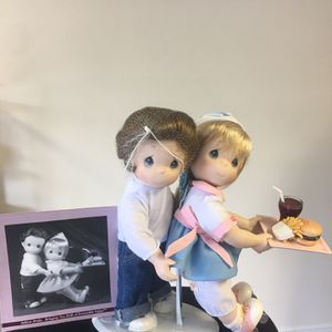 Ashton Drake Colletible Precious Moments Dolls for Sale in Mount Ulla, NC