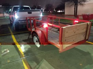 4x8 trailer for Sale in Dallas, TX