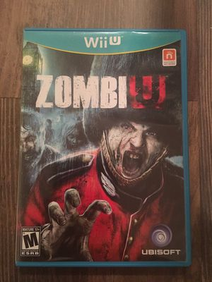 ZombiU for Nintendo Wii U for Sale in Brentwood, CA