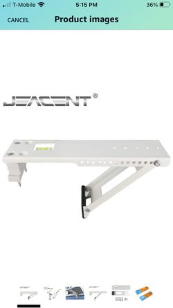 JEACENT AC Window Air Conditioner for Sale in Las Vegas,  NV