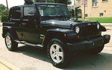 2007 Jeep Wrangler Unlimited Rubicon 4X4 for Sale in San Francisco, CA