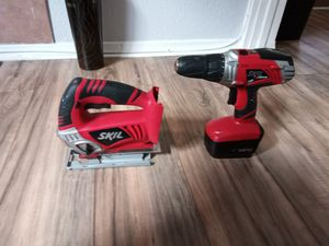 Skiil saw and drill for Sale in Los Angeles, CA