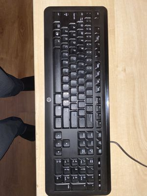 HP Computer Keyboard for Sale in Windermere, FL