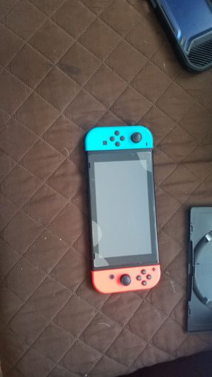 Selling Nintendo switch- taken highest offerings for Sale in Pawtucket, RI