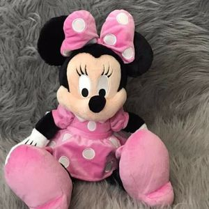 Disney Park Stores Minnie Mouse Plush Toy for Sale in GRANT VLKRIA, FL
