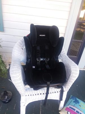 RECARO! SAFEST CARSEAT IN THE WORLD! for Sale in Marshall, TX