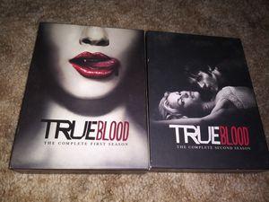 True blood complete seasons for Sale in Elma, WA