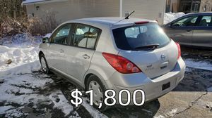 2009 Nissan Versa 1.8L automatic hatchback car $1800 for Sale in Tyngsborough, MA
