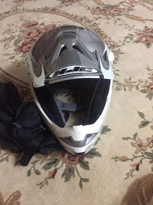 Dirt bike helmet size small for Sale in Rockville, MD