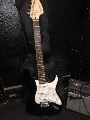 Electric fender guitar for Sale in Detroit, MI