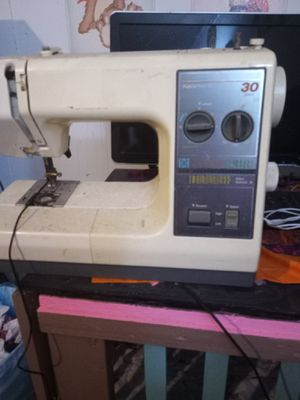 Vintage Sears Roebuck Kenmore 30 stitch sewing machine for Sale in Beaumont, TX