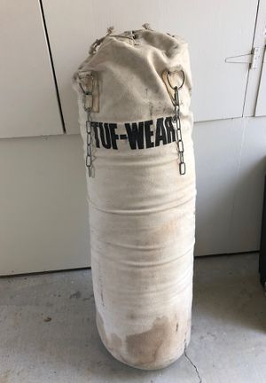 FREE cloth punching bag. Please pickup in San Mateo. for Sale in San Mateo, CA