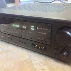 Denon 7.1 Stereo Surround Receiver W-Bluetooth Adapter for Sale in Miami, FL