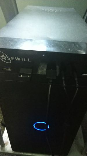 Gaming pc for Sale in Woden, IA