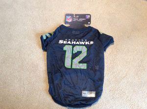 Seahawks Dog Jersey Large for Sale in Kirkland, WA