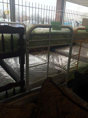 Metal bunk bed for Sale in Manassas, VA