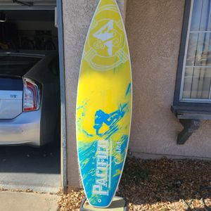 Original Surfboard Collection Or For Play Real /conversation Peace for Sale in Victorville, CA