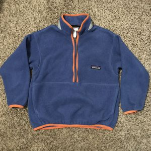 Patagonia Synchilla Fleece Kids small size 8 for Sale in Overland, MO
