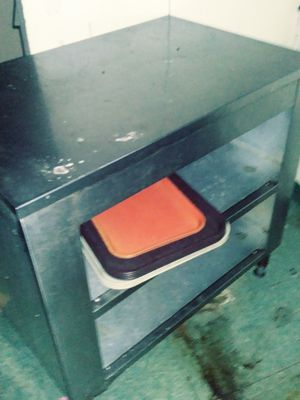 Metal counter shelves for Sale in Orting, WA
