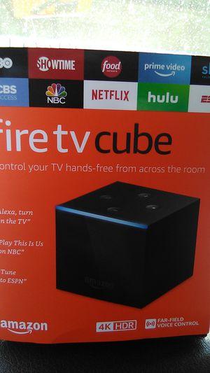 Fire TV Cube! for Sale in Phoenix, AZ