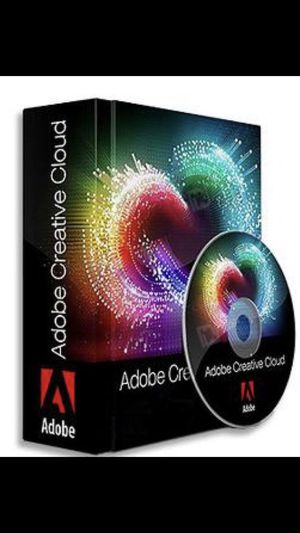 Adobe Creative Cloud 2019 for Sale in Beverly Hills, CA
