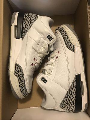 Jordan 3 Retro for Sale in Wesley Chapel, FL