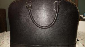 Pulicati Genuine Black Saffiano Leather for Sale in Port St. Lucie, FL