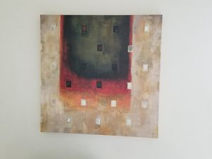 """Modern Art (abstract) 27""""x27"""" for Sale in Los Angeles, CA"""