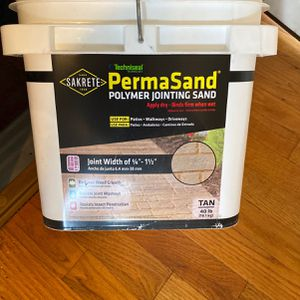 Free Perma Sand Only A Little Used for Sale in Marietta, GA