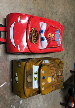 Disney carry on luggage for Sale in South Miami, FL
