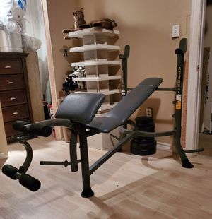 Weight Bench for Sale in Laredo, TX