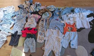 Babyboy clothes newborn for Sale in Lancaster, OH