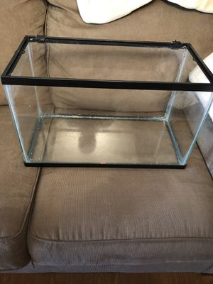 Fish 🐠 tank $10 for Sale in Gaithersburg, MD