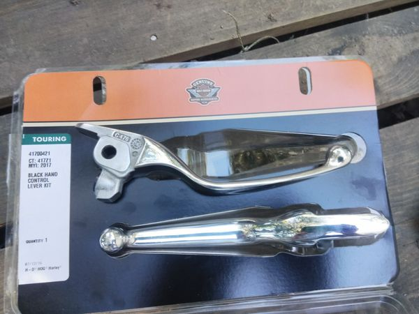 Chrome Hand Control Lever Kit