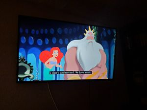 "50"" SHARP Roku Smart TV for Sale in Modesto, CA"