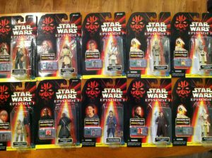 Star Wars Toy Action Figures - The Phantom Menace for Sale in Oak Park, IL