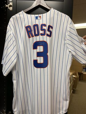 Signed David Ross Cubs Jersey for Sale in Pittsburgh, PA