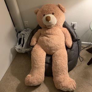 Big Stuffed Bear for Sale in Chesapeake, VA